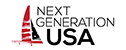 Next Generation USA Sticky Logo